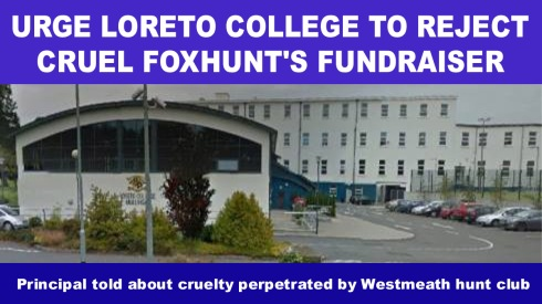 loreto college petition