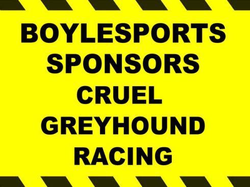 BOYLESPORTS sponsors cruel greyhound racing 3-640x480