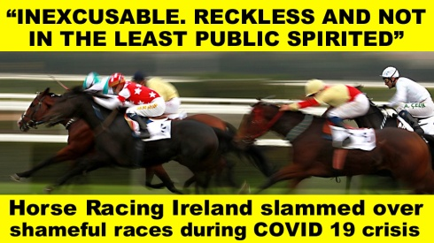 HORSE RACING IRELAND SLAMMED copy