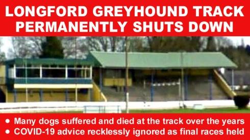 Longford greyhound track closes copy
