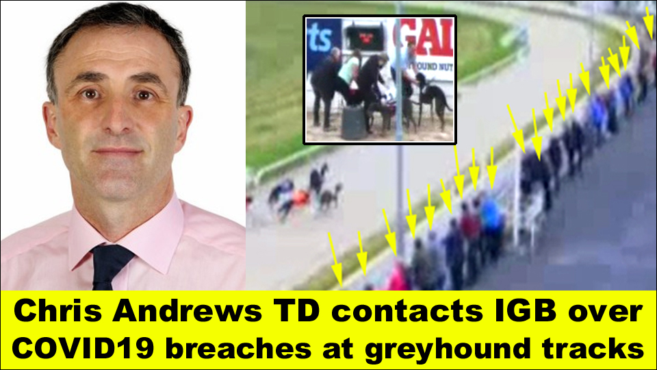 chirs andrews td contacts igb over covid19 breaches copy