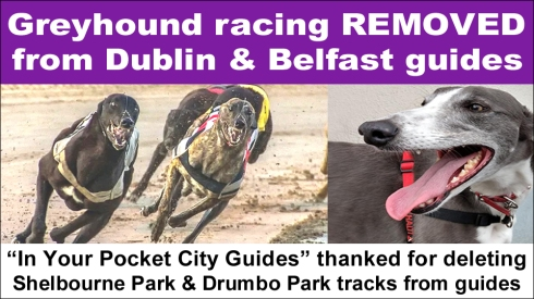 In your pocket city guides remove greyhound racing copy